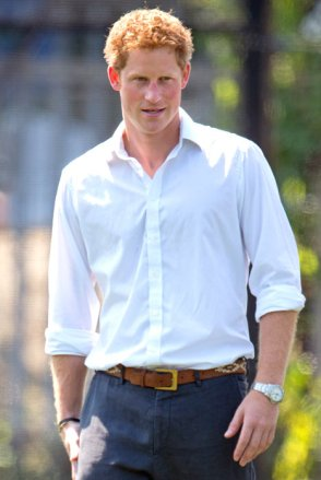 4: Prince Harry - I.JUST.DON'T.GET.IT. Although I guess he's a ging-lover's gold-diggers dream...