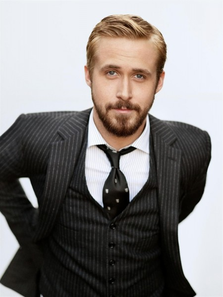6: Ryan Gosling - Good body, but gay lips.
