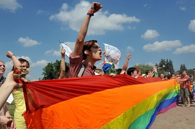 The Anti-Gay Russian Debate Continues