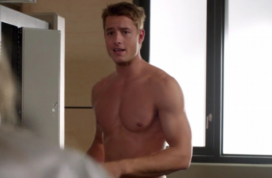 Justin Hartley in Emily Owens M.D. Episode 1.03