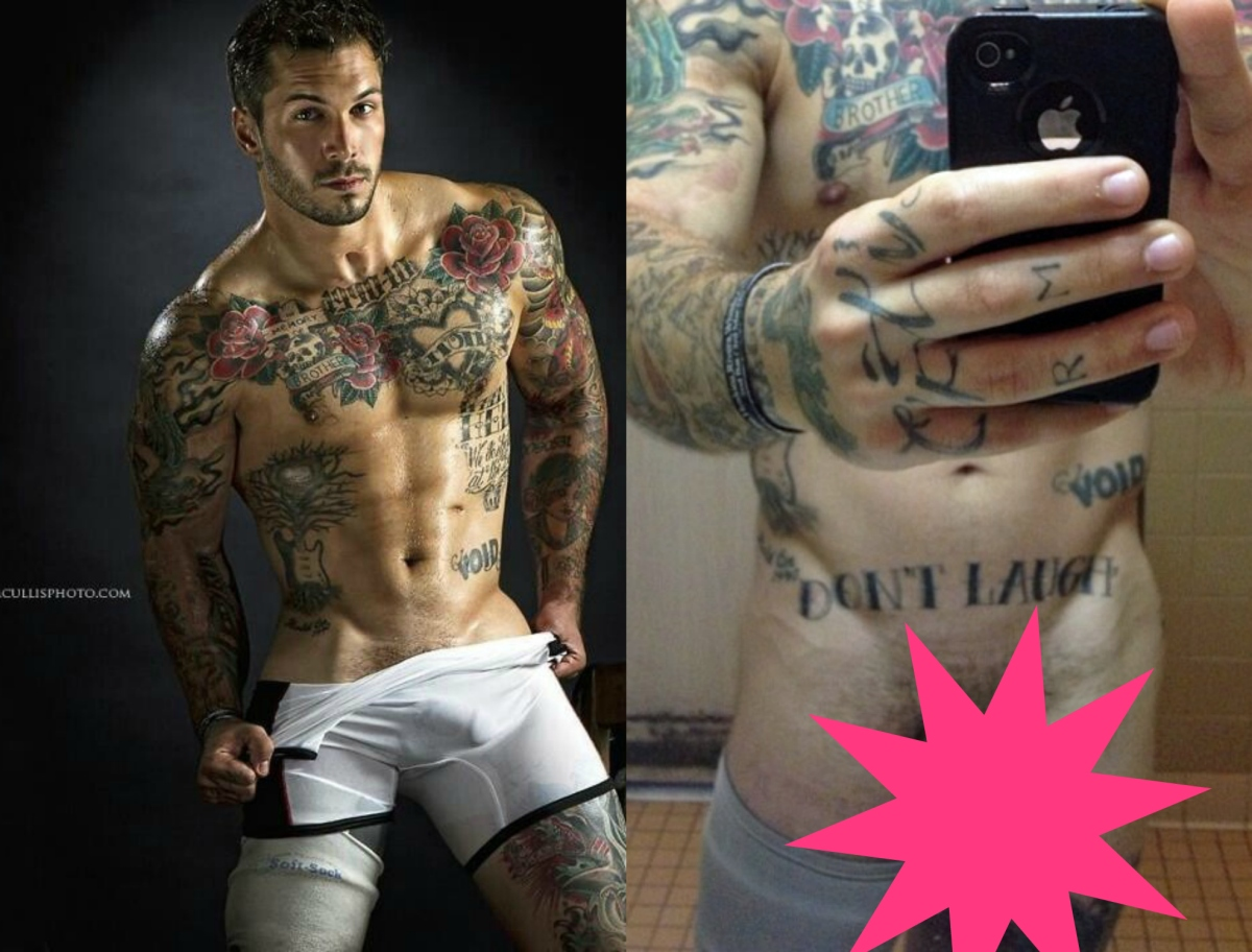 MAN CANDY: Model Alex Minsky Flaunts More Than His Torso [NSFW]
