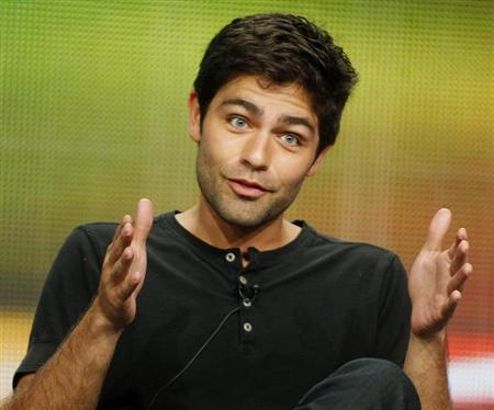 Cast member of the HBO series 'Entourage' Adrian Grenier at the 2011 Summer Television Critics Association Cable Press Tour in Beverly Hills