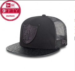 Ostravize Oakland Raiders 9FIFTY Strapback - new-era-25