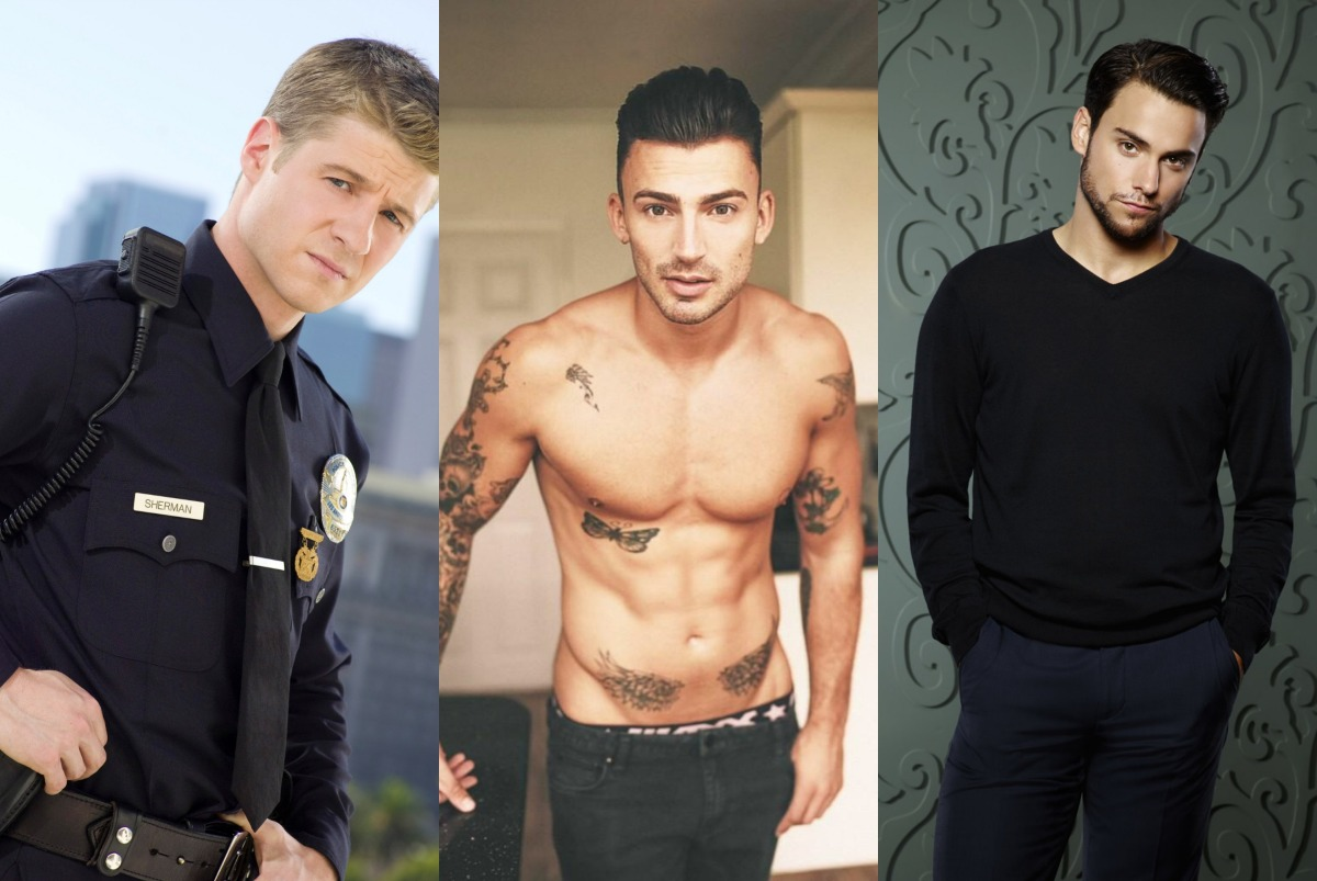 MAN CANDY: The Hottest Men On Your TV This Autumn